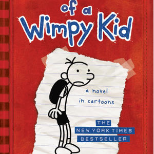 Promo image for Jeff Kinney - Diary of a Wimpy Kid