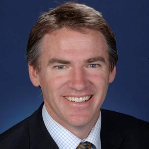 Portrait of Rob Oakeshott