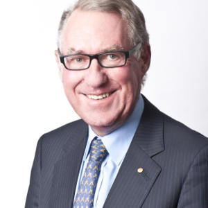 Portrait of David Gonski