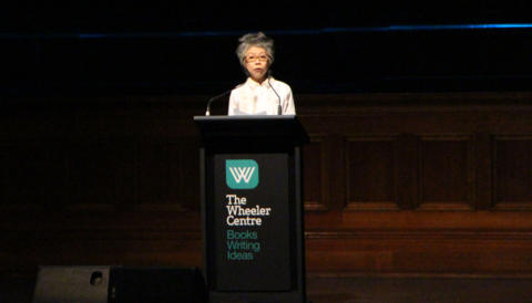 Cover image for of Gala Night of Storytelling 2016: The Book that Changed Me: Lee Lin Chin