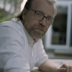 Promo image for Strange Here: George Saunders