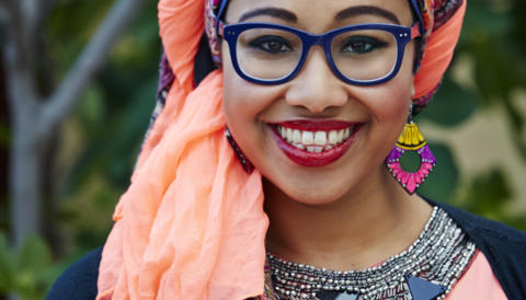 Promo image for Yassmin Abdel-Magied: 'We are certainly a land of storytellers'