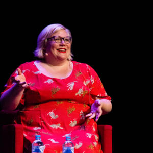 Cover image for of Lindy West on Feminism, Fat and Fighting Trolls