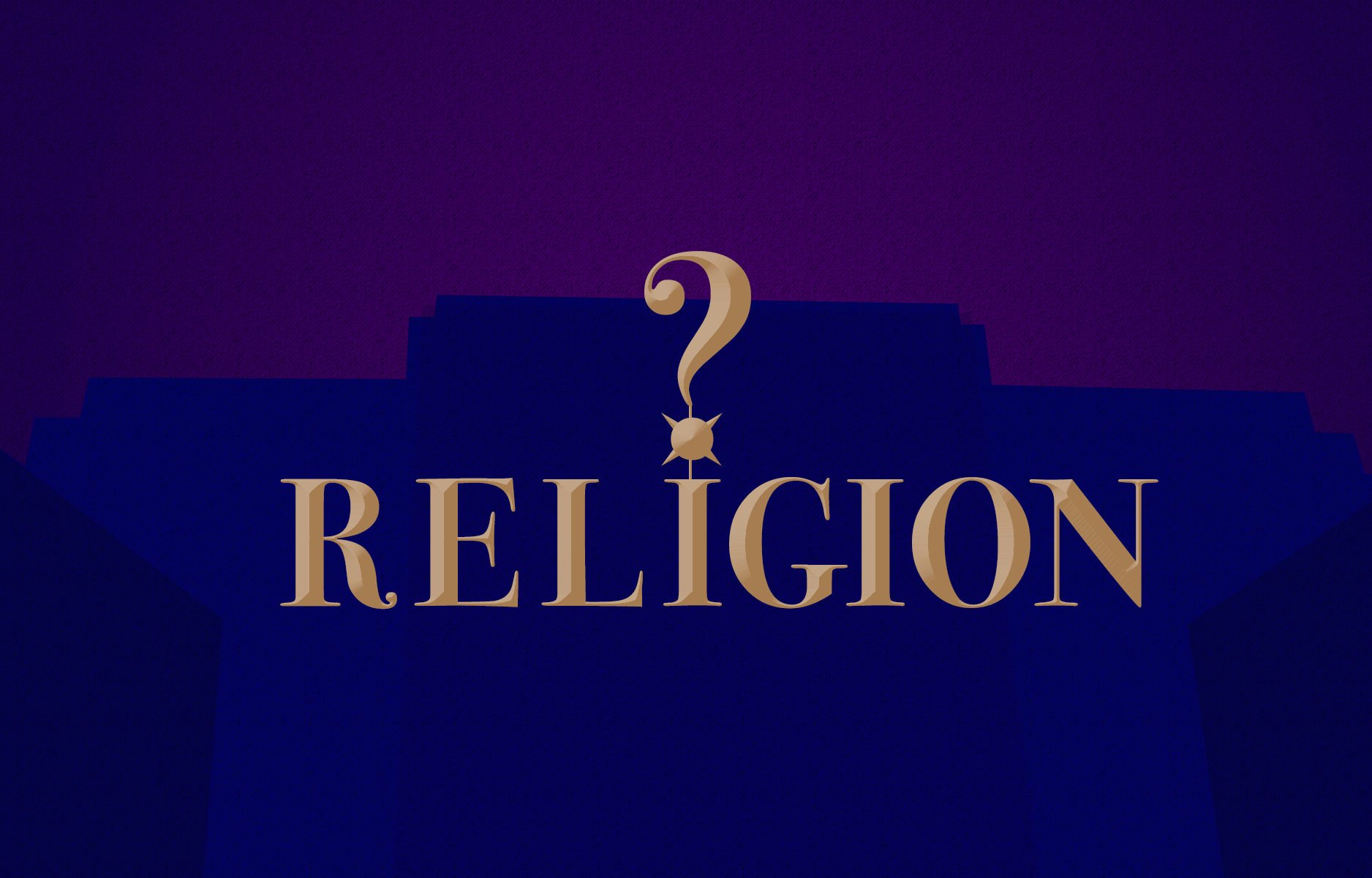 Illustration: Religion?