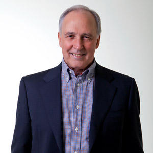 Portrait of Paul Keating