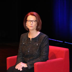 Promo image for Julia Gillard on Kevin Rudd and the Leadership Change