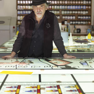 Portrait of Art Spiegelman