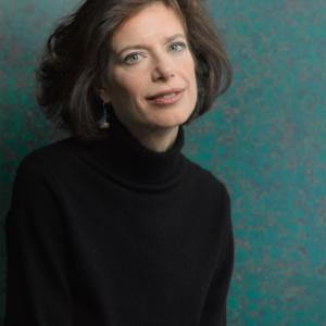 Portrait of Susan Faludi