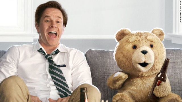 *Ted*, the movie about Mark Wahlberg as a kidult whose best friend is a talking teddy bear, was one of the most popular movies of the past year.
