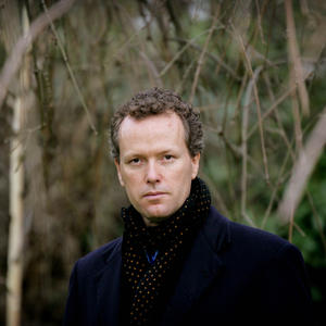 Promo image for His Dark Materials: An Evening with Edward St Aubyn