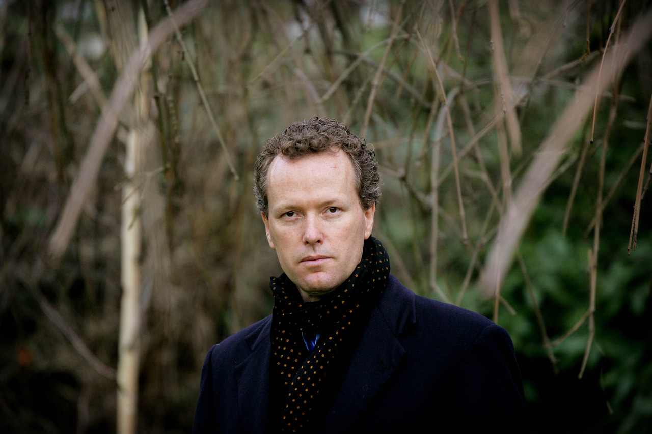 Edward St Aubyn: 'These books are an attempt to be lucid about things that seemed completely chaotic.'