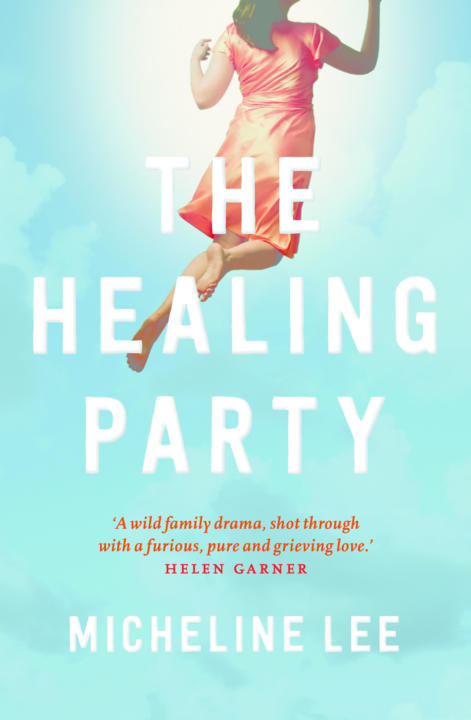 Cover image for The Healing Party