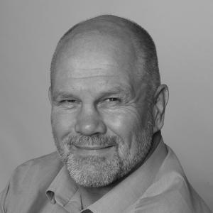 Portrait of Peter FitzSimons