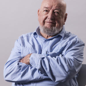 Portrait of Thomas Keneally