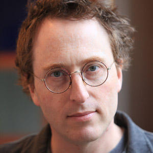 Portrait of Jon Ronson