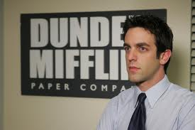 B.J. Novak has just signed a two-book deal.