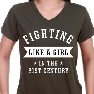 Promo image for Fighting Like a Girl in the 21st Century
