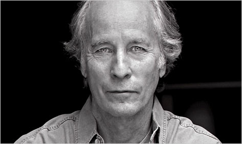Richard Ford: His new novel, *Canada*, examines 'the ways in which our lives are shaped; how we are moulded and created not just by what we've done, but also by what is done to us'.