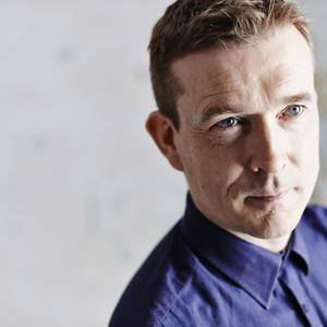 Portrait of David Mitchell
