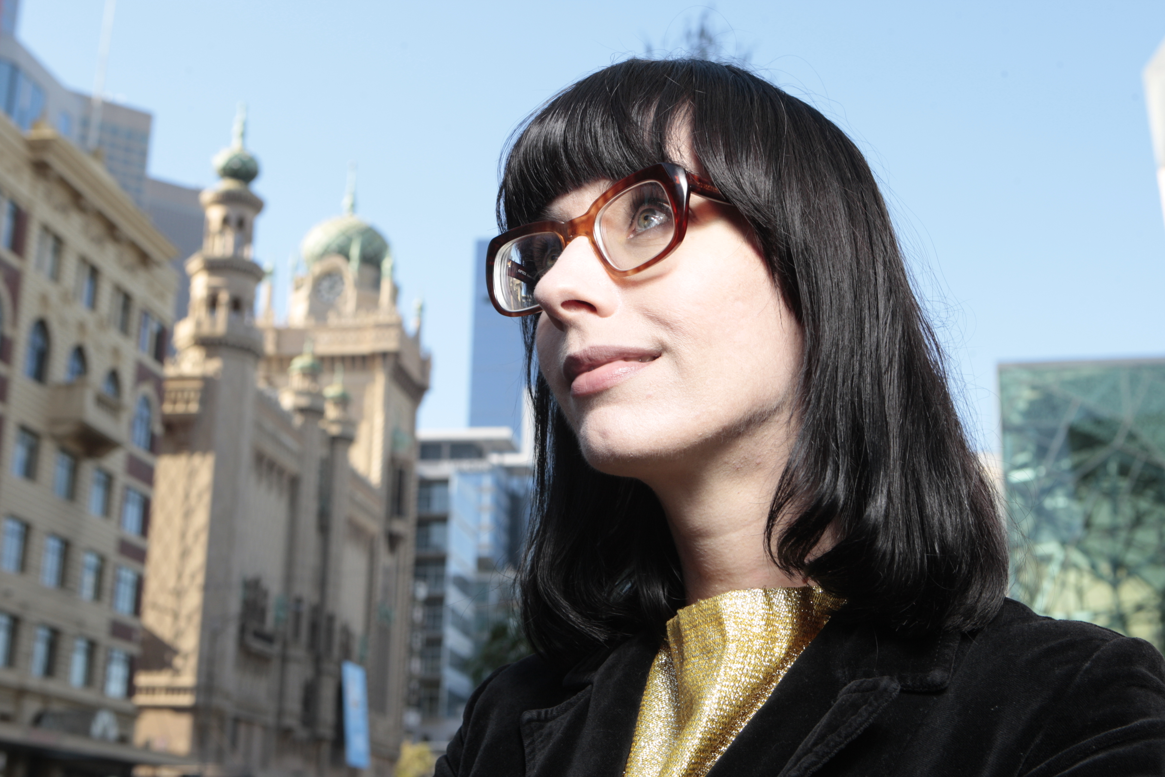 Michelle Carey, artistic director of the Melbourne International Film Festival.