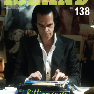 Promo image for Bibliomancer: Gerard Elson Decodes the 'Aggressively Literary' Nick Cave