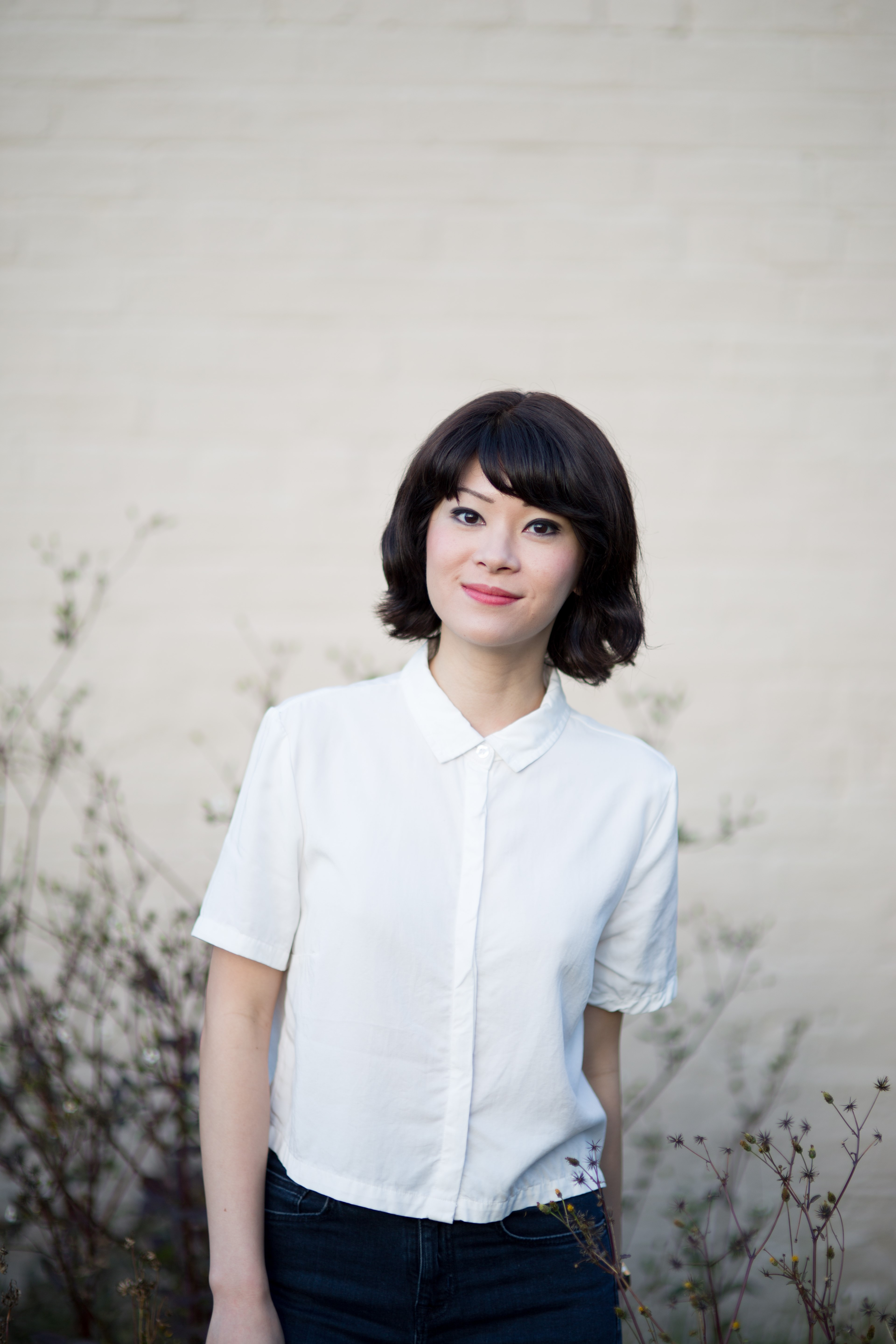 Photograph of writer Michelle Law