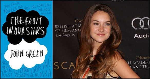 Shailene Woodley: Begged to play Hazel in *The Fault in our Stars*.