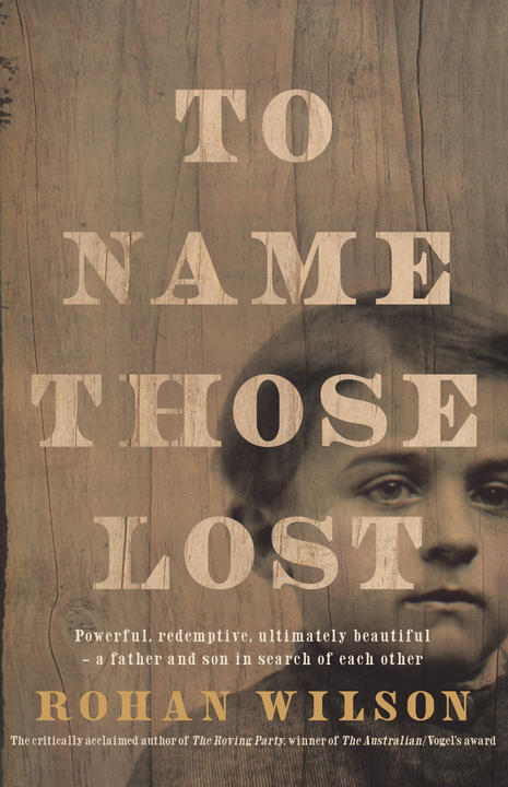Cover image for To Name Those Lost