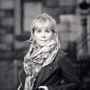 Portrait of Kate Atkinson