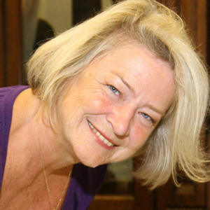 Portrait of Kate Adie
