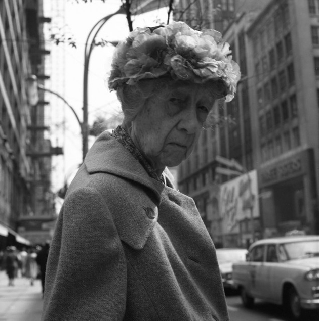 photograph by Vivian Maier