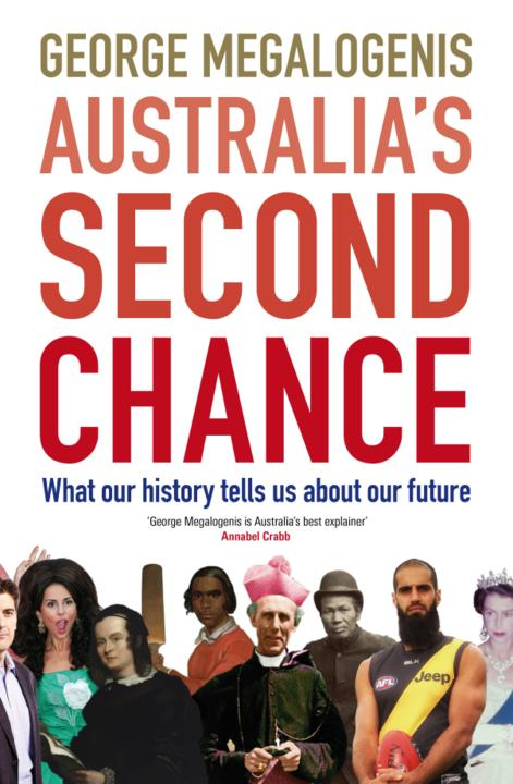 Cover image for Australia's Second Chance