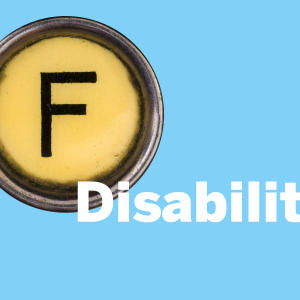 Promo image for Disability