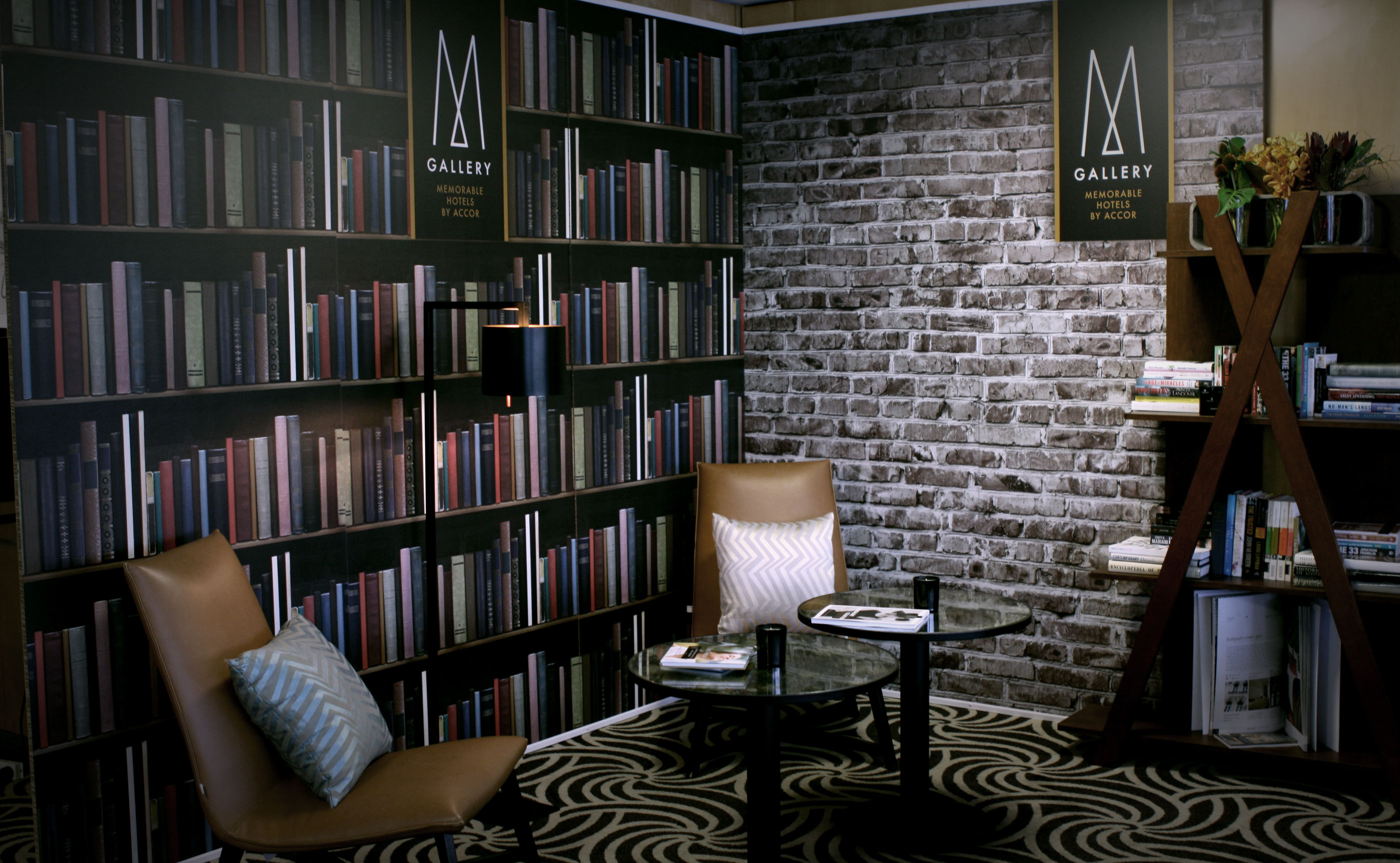 Image: The MGallery Literary Collection
