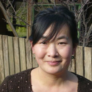 Portrait of Amy Choi