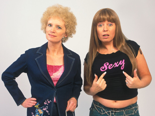 ABC TV's Kath and Kim