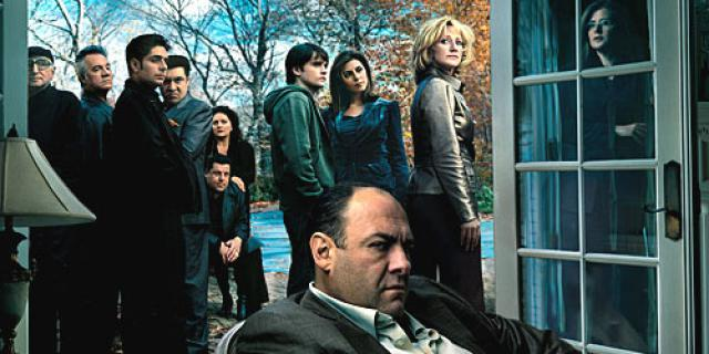 'If you watch *The Sopranos* today, it doesn't take long to notice another parent lurking in the background.'