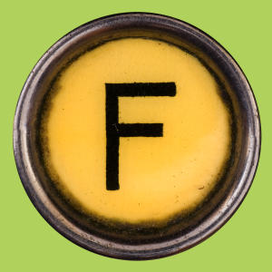 Cover image for The F Word