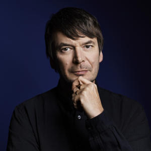 Portrait of Ian Rankin