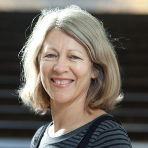 Portrait of Robyn Eckersley