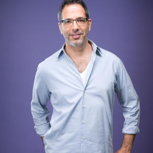 Portrait of Yotam Ottolenghi