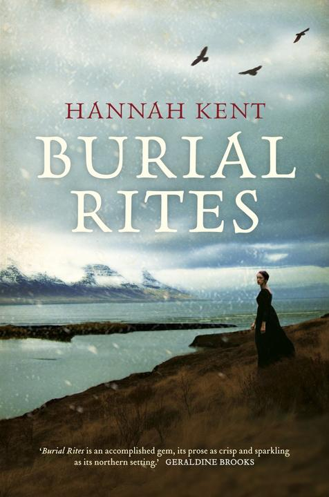 Cover image for Burial Rites
