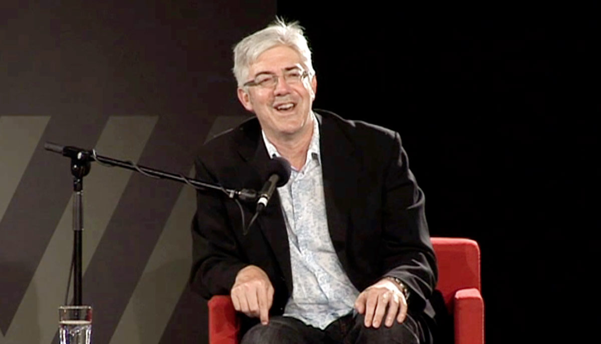 Photo of Shaun Micallef