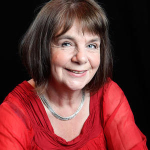 Portrait of Julia Donaldson