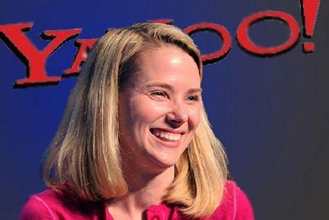 New Yahoo CEO Marissa Mayer: 'I like to stay in the rhythm of things. My maternity leave will be a few weeks long and I'll work throughout it.'