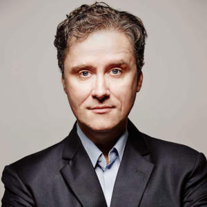 Promo image for Working with Sound: Richard Fidler