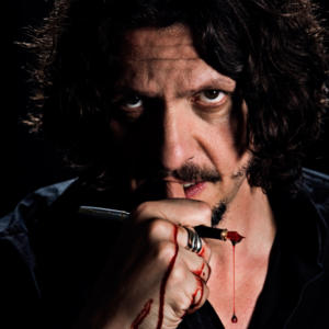 Portrait of Jay Rayner