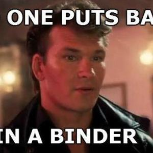 Promo image for Friday High Five: Binders Full of Women