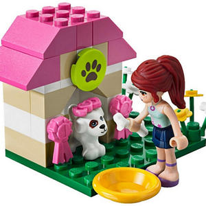 Promo image for Pink Bricks, Ponies and Free Play