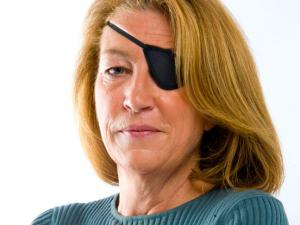 Marie Colvin, who died by Syrian rocket fire last week: 'Total objectivity is a myth.'